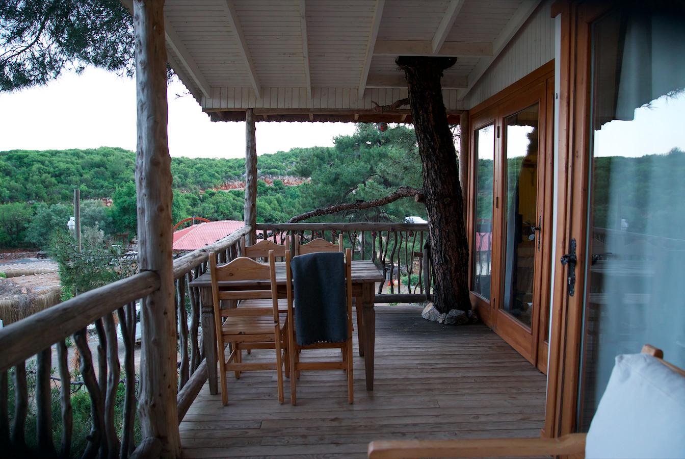 Treehouse Yenice