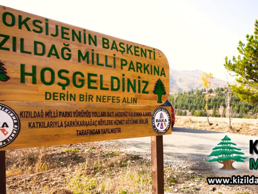 Kızıldağ Milli Parkı - Hoşgeldiniz