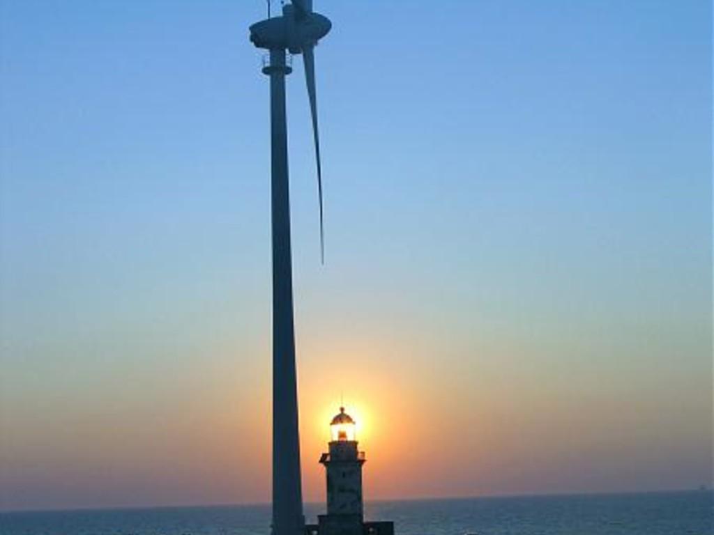 Polente Feneri, Batıburnu