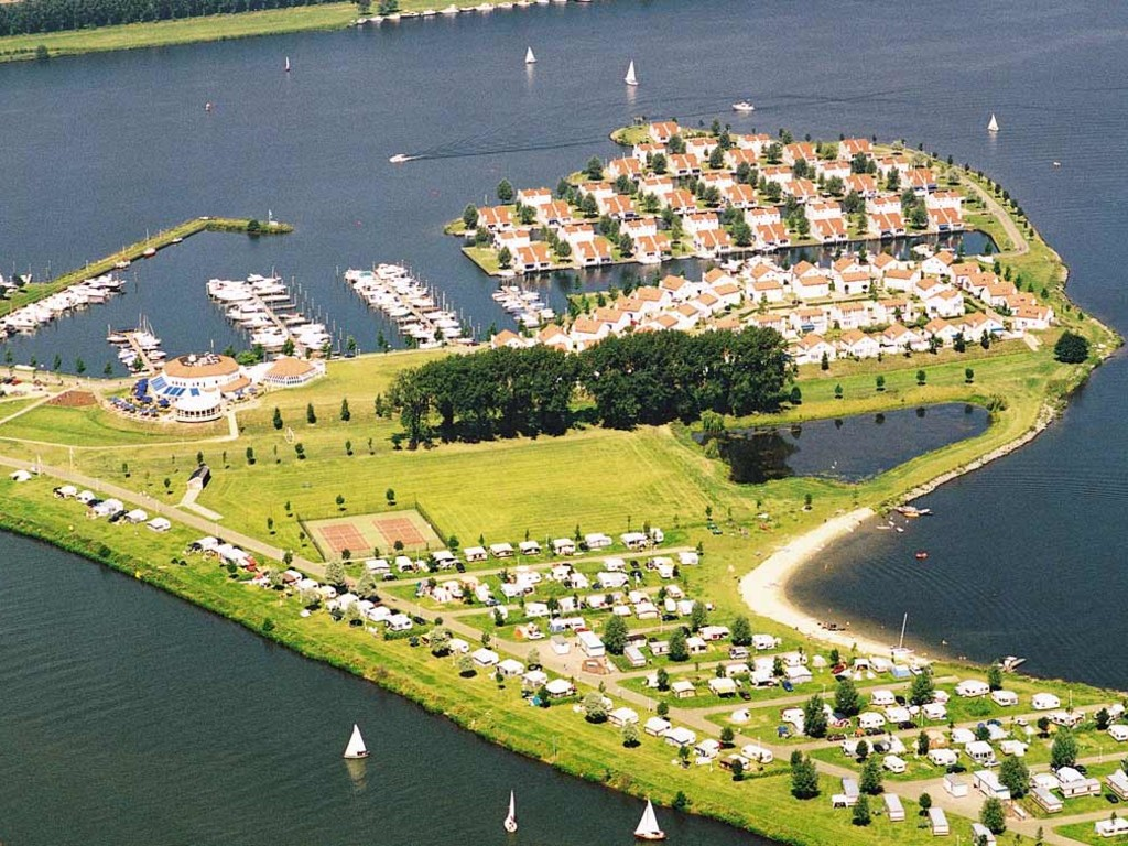 Maasplassen - water sports center