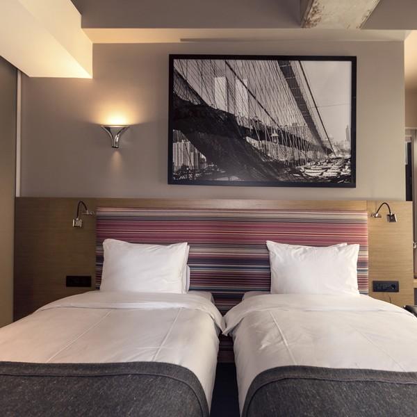 İki Tek Yataklı Oda