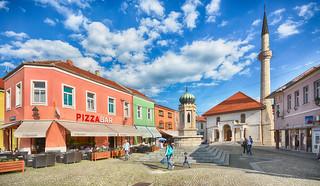 Bazaar fountain by Ermin Selimović Photography